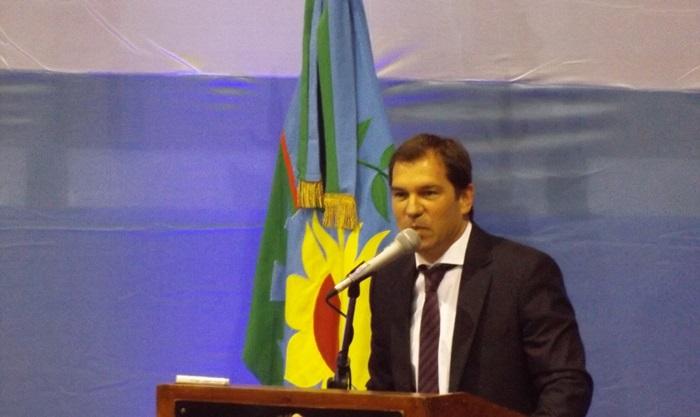 La Plata: El Intendente Di Cesare se reúne con el Ministro de Seguridad, C. Ritondo