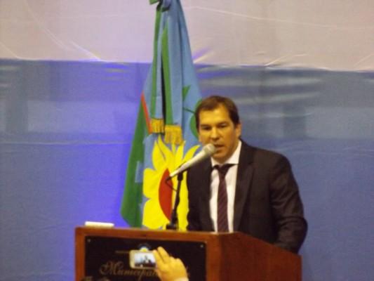 Gral. Alvarado: Declaraciones del Intendente Dr. Germán Di Cesare