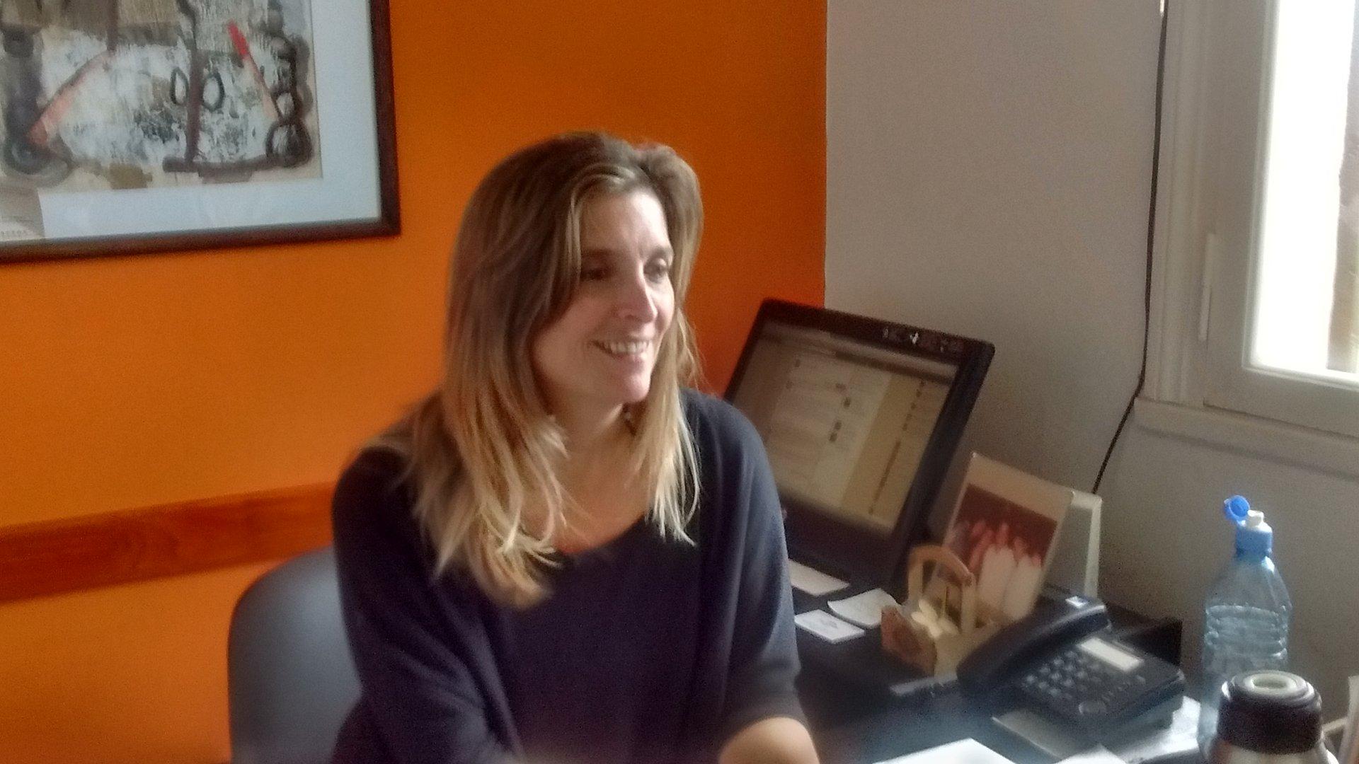 """Eugenia Bove: """"Las medidas económicas afectaron al turismo, pero tenemos un público fiel"""""""