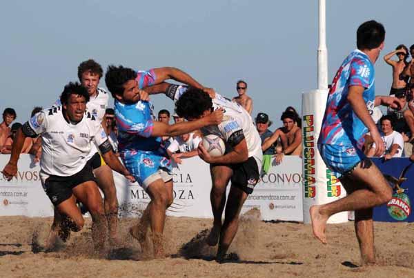 El rugby se pondrá en movimiento