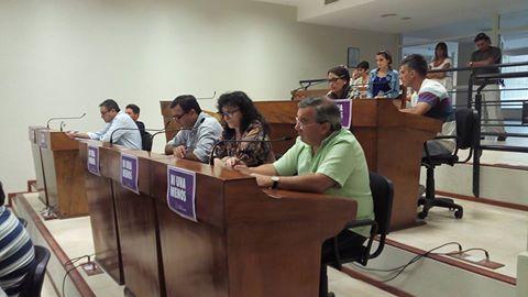 Concejales pretenden que se realice un plan de forestación en todo General Alvarado