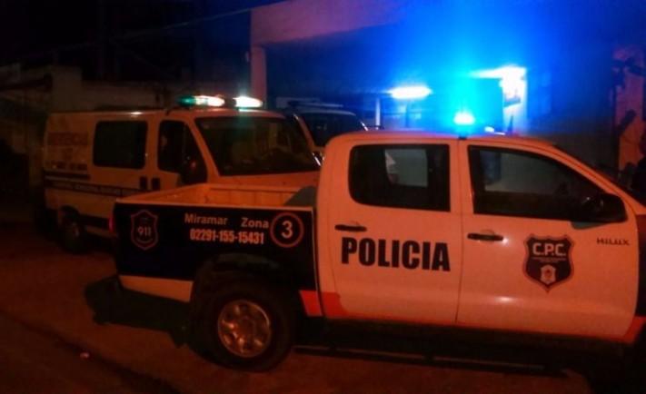 Miramar: ingresó a la casa de su ex pareja y golpeó al tío de la mujer