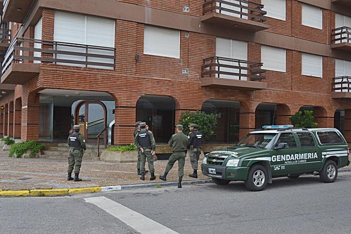 Capturan en Miramar a un ex policía imputado de delitos de lesa humanidad