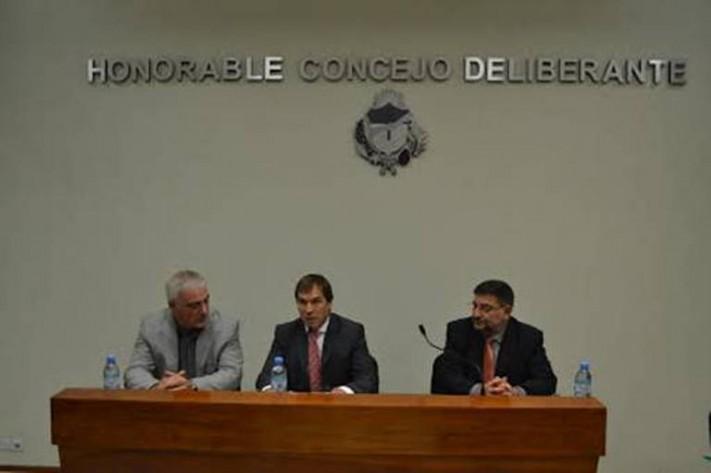 Gral. Alvarado: El Concejo Deliberante inicia sus sesiones ordinarias