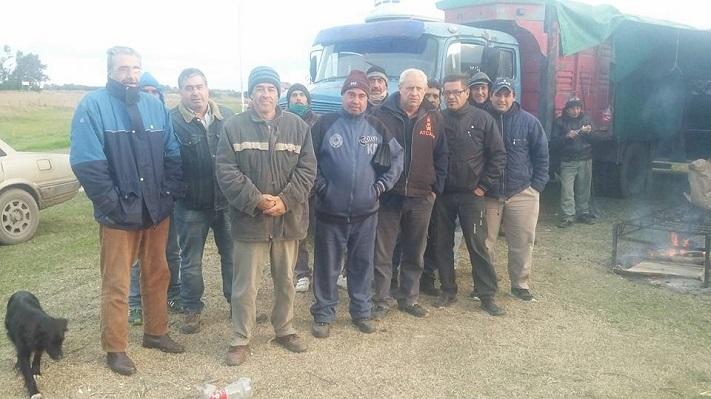 Transportistas de cereales llegaron a un acuerdo y levantan la medida de fuerza