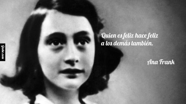 La Historia de: Ana Frank