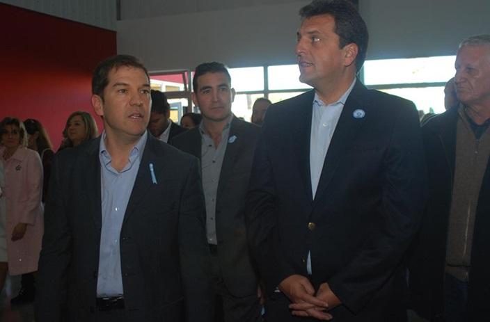 Miramar: Se inauguró el edificio ISFDyT N° 81. Estuvo presente Sergio Massa