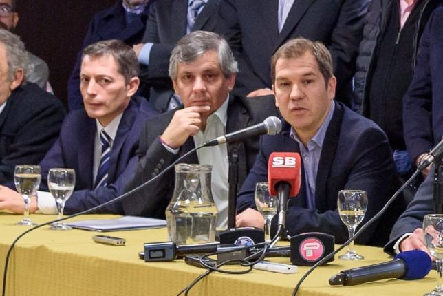 Declaraciones de Germán Di Cesare sobre el proyecto de policía local