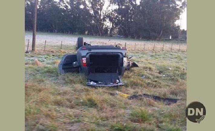 Otro choque frontal en la ruta 88: un muerto
