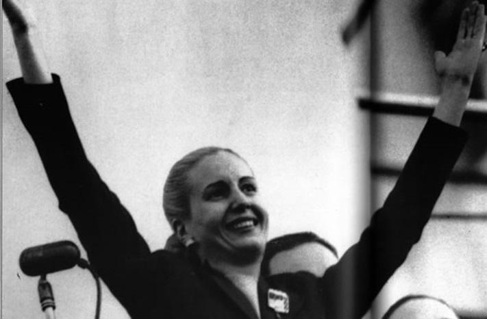 A 64 años de la partida de Evita