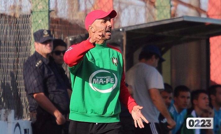 """Damián García: """"Pienso que será un partido abierto, no trabado"""""""