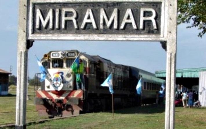 Carlos Arroyo quiere cerrar el ramal de tren que conduce a Miramar