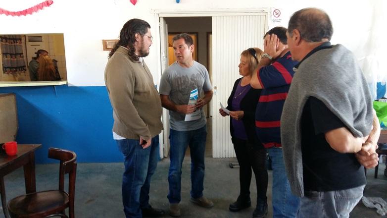 Miramar: Se desarrolló el «Encuentro Familiar» en el Barrio Belgrano