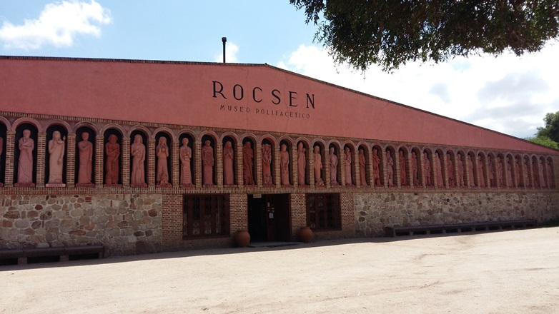Nono (Cba): Visita al Museo Rocsen
