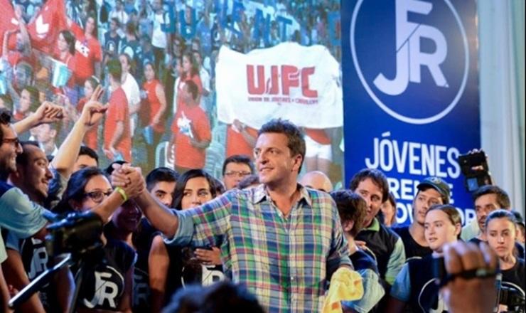 """Massa 2019: """"La Renovadora"""" llegó en busca de otro cambio"""