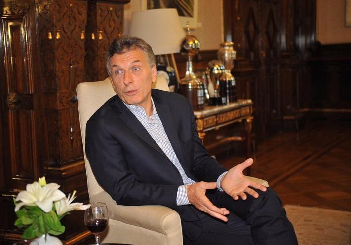 Macri seguirá la crisis del submarino desde Chapadmalal