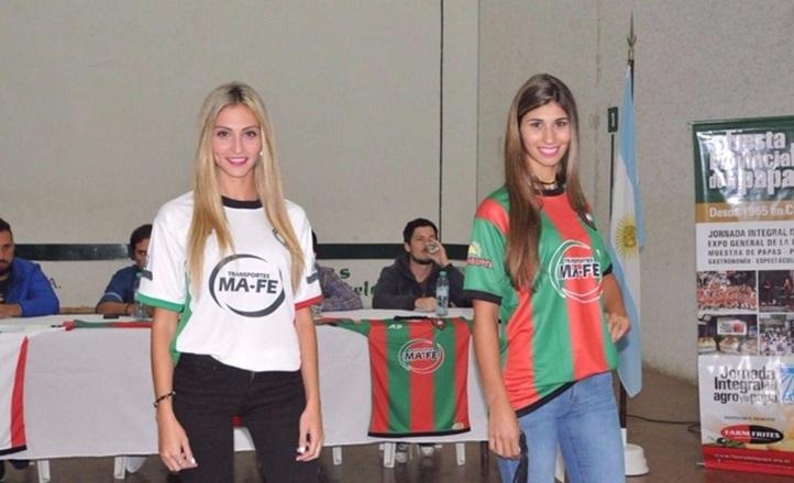 """Círculo Deportivo: El equipo """"papero"""" presentó su nueva indumentaria"""