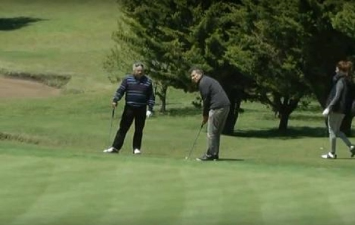 Macri jugará al golf con amigos en Marayui a pocos kilómetros de Miramar