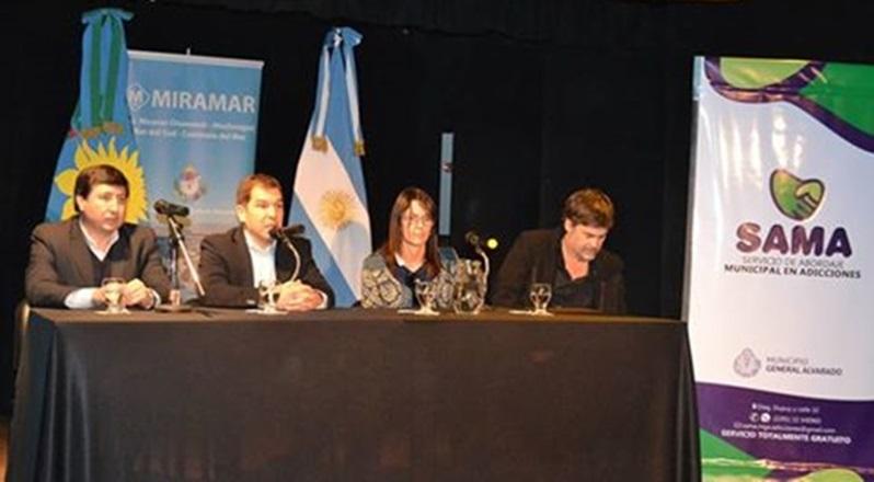 Miramar: Entrevista a Sonia Herrero a cargo del S.A.M.A de Gral. Alvarado