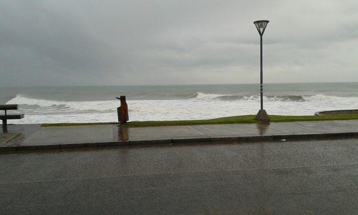 Pronostican tormentas aisladas para Miramar y zona