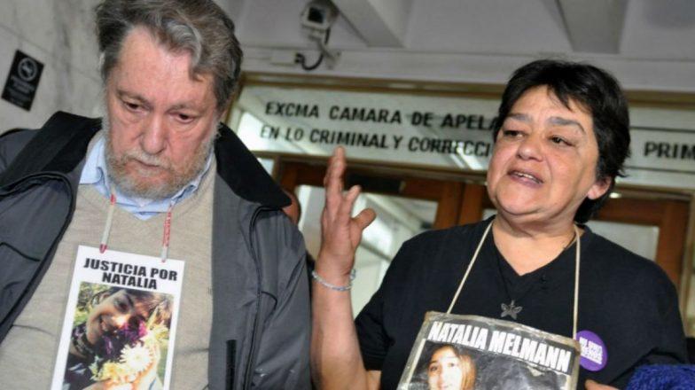 Crimen de Natalia Melmann: Casación rechazó revisar la condena y los tres policías seguirán presos