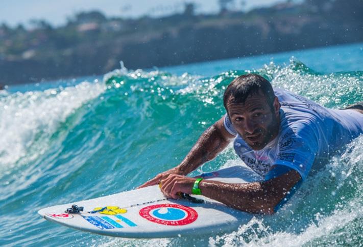 Mar del Plata recibe al 1º Campeonato Sudamericano de Surf Adaptado