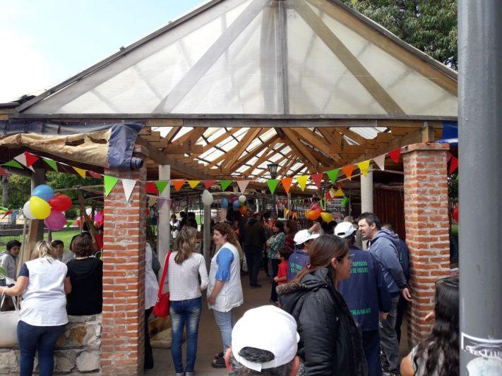 Miramar: se realizó la 1° Expo Inclusiva