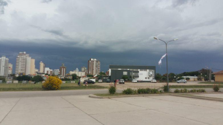 Un nuevo alerta meteorológicorige paraMiramar y toda la zona