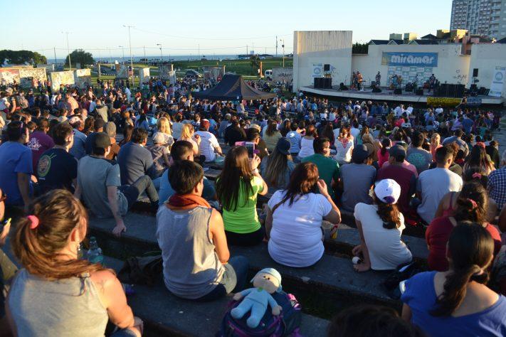 """Se pone en marcha Festival Musical """"Miramar me enCanta 2018"""": unos 200 músicos locales participarán de este evento"""
