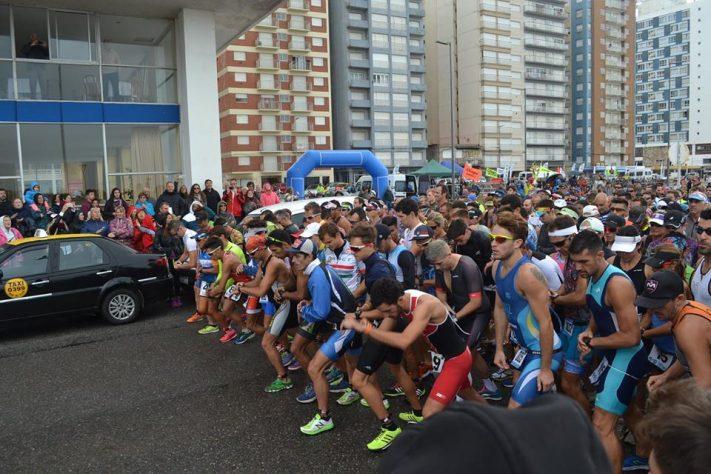 "Miramar: se realizó la competencia ""Triatlón Miramar"""