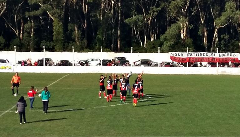 Federal ?C?: Atlético Miramar no pudo frente a Deportivo Unión (Maipú), fue empate 1 a 1