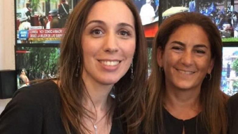 Como se generó la renuncia de la contadora María Fernanda Inza