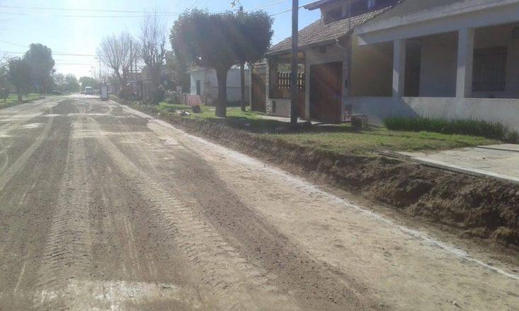 El Municipio de Gral. Alvarado avanza con obras viales