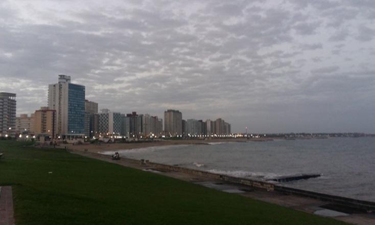 Luego del cese del alerta meteorológico: como sigue el tiempo en Miramar y zona
