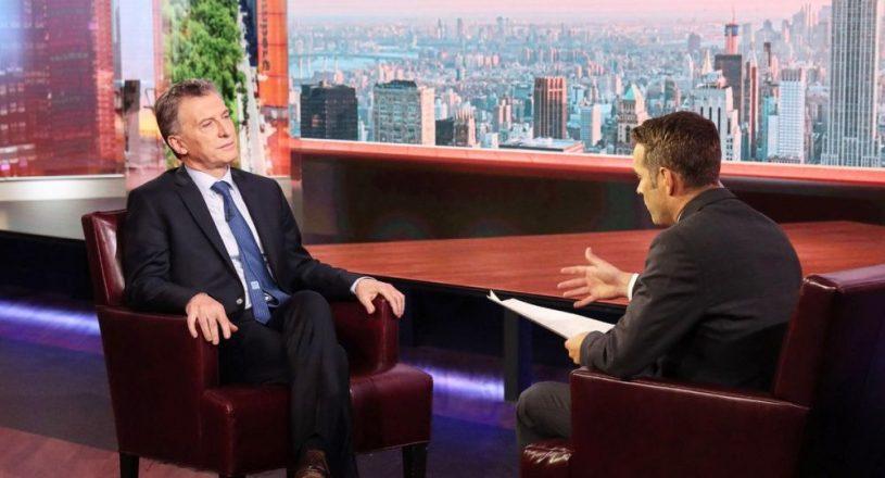 """Macri: """"Estoy listo para continuar si los argentinos creen que este camino del cambio vale la pena"""""""