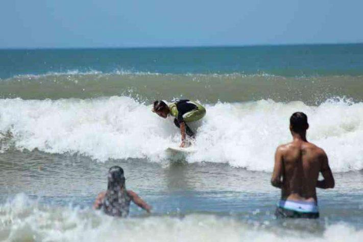 Fue confirmado el equipo junior de Surf: estará presente Nazareno Pereyra
