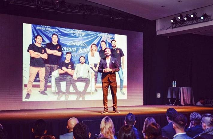 Emanuel Trpin presenta su curso para emprendedores en Miramar