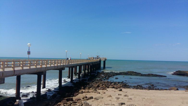 Cómo sigue el tiempo en Miramar y alrededores: Máxima para el lunes de 22°C