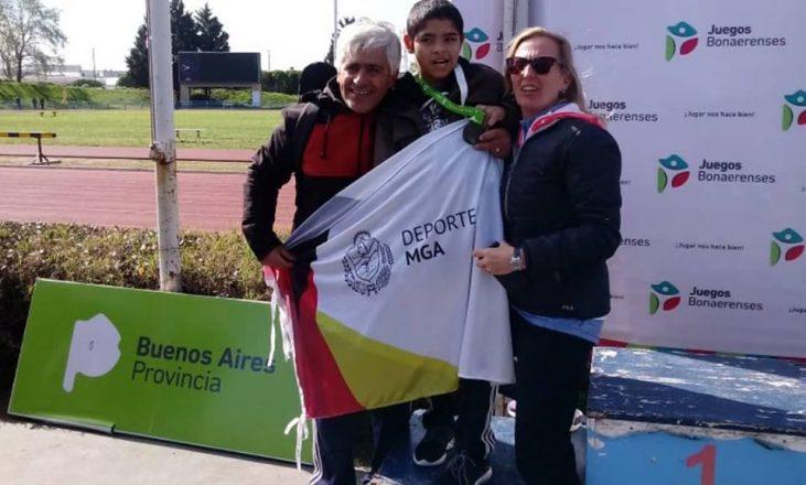 Juegos Bonaerenses: los deportistas de Gral Alvarado con destacadas actuaciones