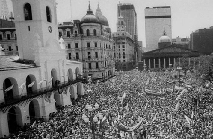 Se van y nunca volverán. El triunfo de Raúl Alfonsín – Octubre de 1983