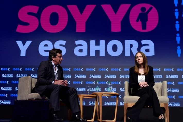 """Coloquio de Ideas: Vidal """"""""La vocación de cambio se sostiene"""""""