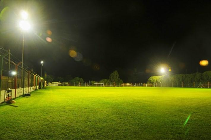Estudiantes La Plata prueba jugadores en Círculo Deportivo de C.N.Otmendi