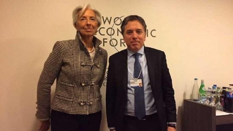 La economía no arranca sin embargo Dujovne celebró el cumplimiento de las metas del FMI