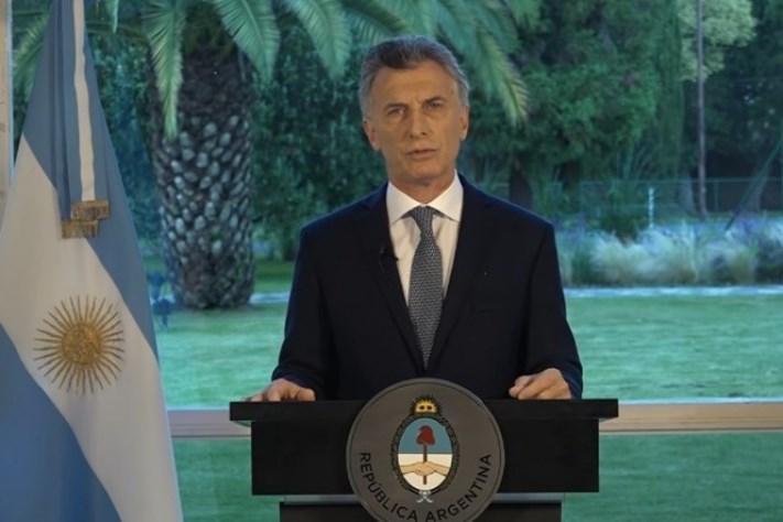 """Macri mensaje de fin de año: """"es querer que a todos los argentinos les vaya bien y no sólo a unos pocos"""""""