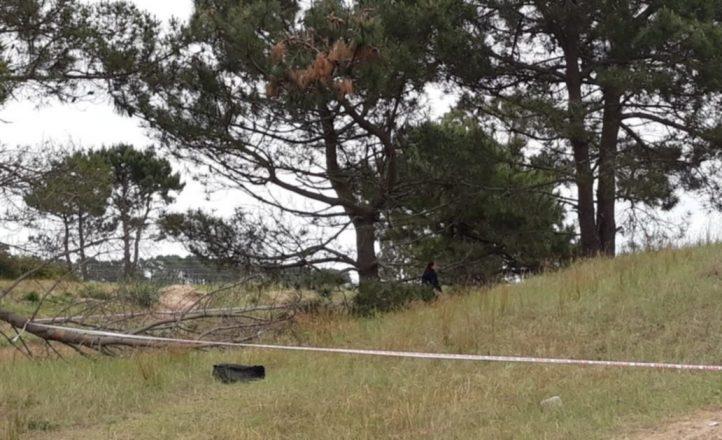 Villa Gesell: identifican a la víctima: tenía un balazo en el pecho y detienen a su concubino