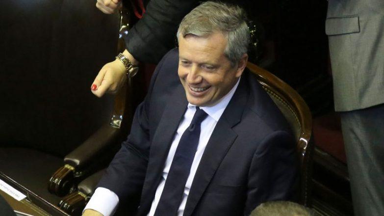 Monzó reeligió con críticas a Peña: «Reivindico la rosca, los acuerdos no se hacen por las redes sociales»