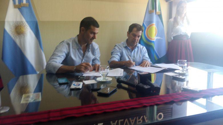 Miramar: se rubricó el acuerdo de cooperación turística entre Salta y el Partido de Gral Alvarado