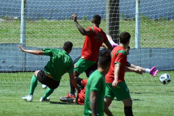 Camino al Torneo Regional: Círculo Deportivo finalizó su preparación frente a la reserva de Aldosivi