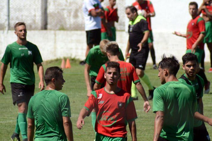 Otamendi: se viene el debut de Círculo Deportivo frente a Ever Ready