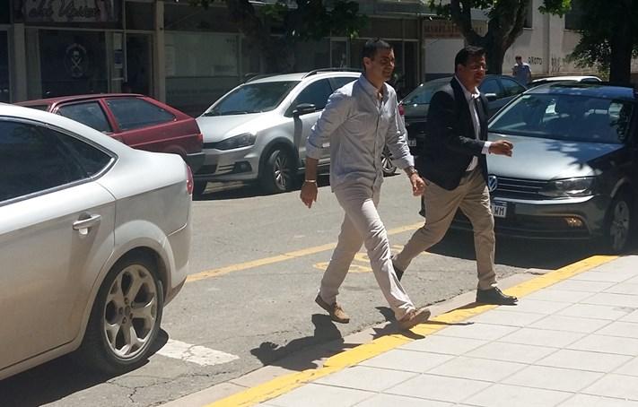 Juan Manuel Urtubey visitó la ciudad de Miramar: «el sistema político esta francamente en crisis»
